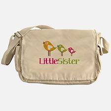 Tweet Birds Little Sister Messenger Bag