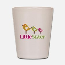 Tweet Birds Little Sister Shot Glass