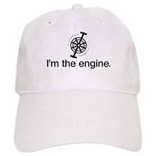 I'm the Engine Baseball Cap
