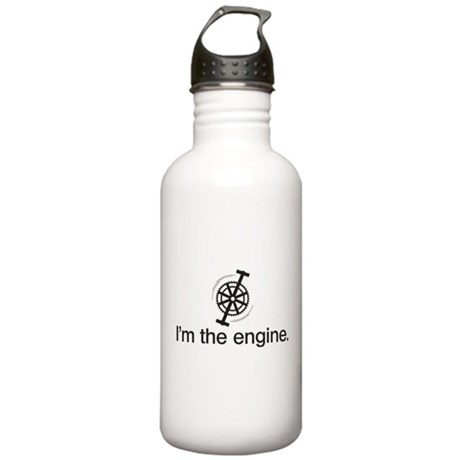 I'm the Engine Stainless Water Bottle 1.0L