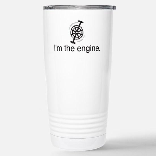 I'm the Engine Stainless Steel Travel Mug