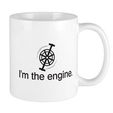 I'm the Engine Mug