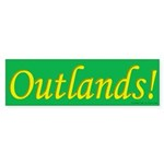 Outlands Poplace Ensign Sticker (Bumper 10 pk)