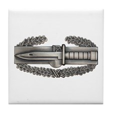 Combat Action Badge Tile Coaster
