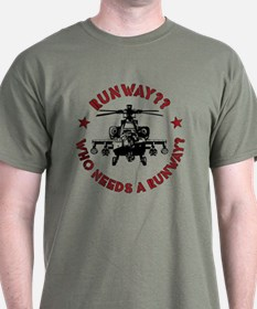 Helicopter Pilots Get It Up F T-Shirt