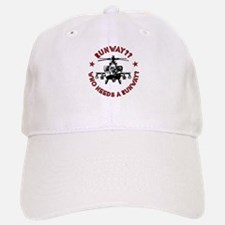 Helicopter Pilots Get It Up F Baseball Baseball Cap