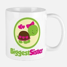 Turtle Biggest Sister Mug