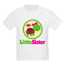 Turtle Little Sister T-Shirt