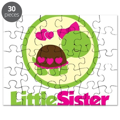 Turtle Little Sister Puzzle