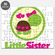 Turtle Little Sister Puzzle