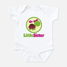 Turtle Little Sister Infant Bodysuit