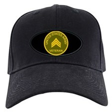 Sergeant Army Veteran Baseball Hat