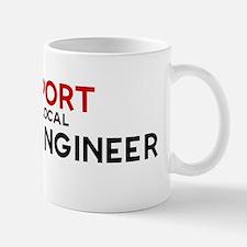 Support:  SOUND ENGINEER Mug
