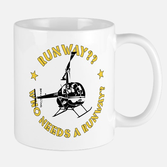 Runway Yellow Mug