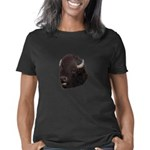 It's a tiara! Women's Fitted T-Shirt (dark)