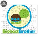 Turtle Biggest Brother Puzzle