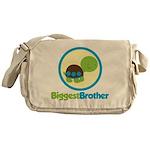 Turtle Biggest Brother Messenger Bag