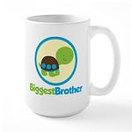 Turtle Biggest Brother Large Mug