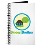 Turtle Biggest Brother Journal