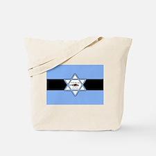 Mossad Flag Tote Bag