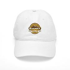 Banff Natl Park Goldenrod Baseball Cap