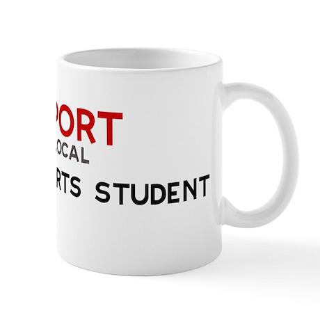 Support: INDUSTRIAL ARTS STU Mug