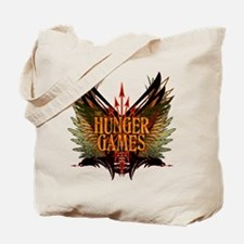 Flight of Arrows The Hunger Games Tote Bag