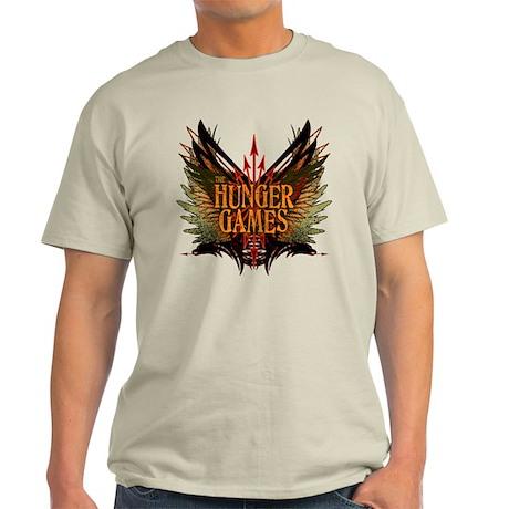 Flight of Arrows The Hunger Games Light T-Shirt