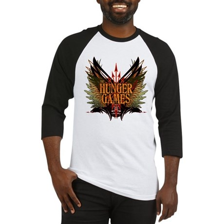 Flight of Arrows The Hunger Games Baseball Jersey