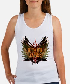 Flight of Arrows The Hunger Games Women's Tank Top