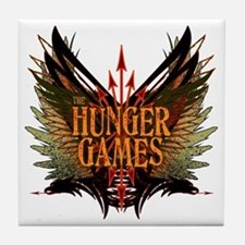 Flight of Arrows The Hunger Games Tile Coaster