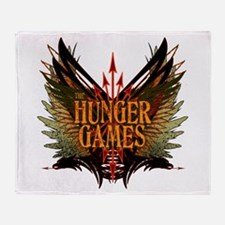 Flight of Arrows The Hunger Games Throw Blanket
