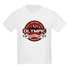 Olympic Crimson T-Shirt
