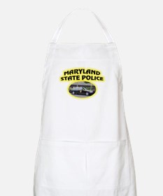 Maryland State Police Apron