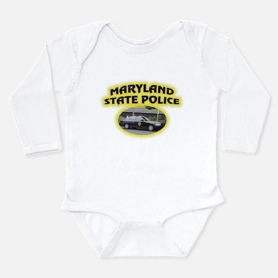 Maryland State Police Onesie Romper Suit