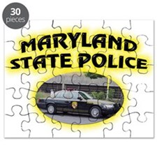 Maryland State Police Puzzle