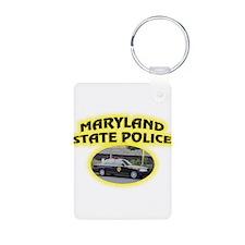 Maryland State Police Keychains