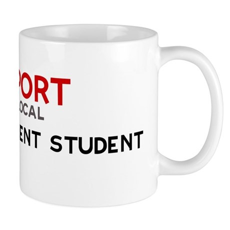 Support: THE ENVIRONMENT STU Mug