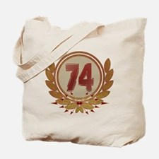 74th Annual Hunger Games Tote Bag