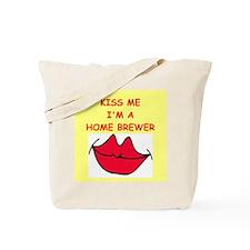 brewer Tote Bag
