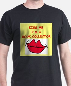 book collector T-Shirt