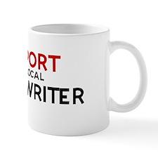 Support:  UNDERWRITER Mug