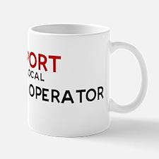 Support:  TELEPHONE OPERATOR Mug