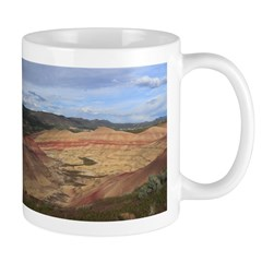 Painted Hills Oregon Sky 1 Mug