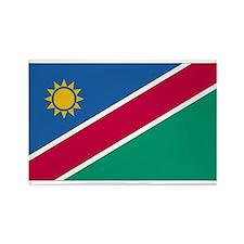 Namibia Rectangle Magnet