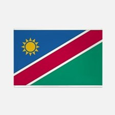 Namibia Rectangle Magnet