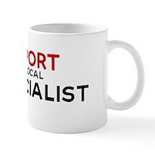 Support:  PR SPECIALIST Mug