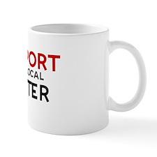Support:  POTTER Mug