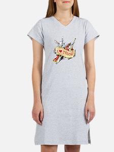 The White Rabbit Women's Nightshirt