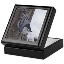 Nuthatch Keepsake Box